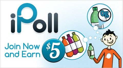 Earn Cash On The Go With iPoll
