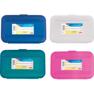 Translucent Pencil Boxes