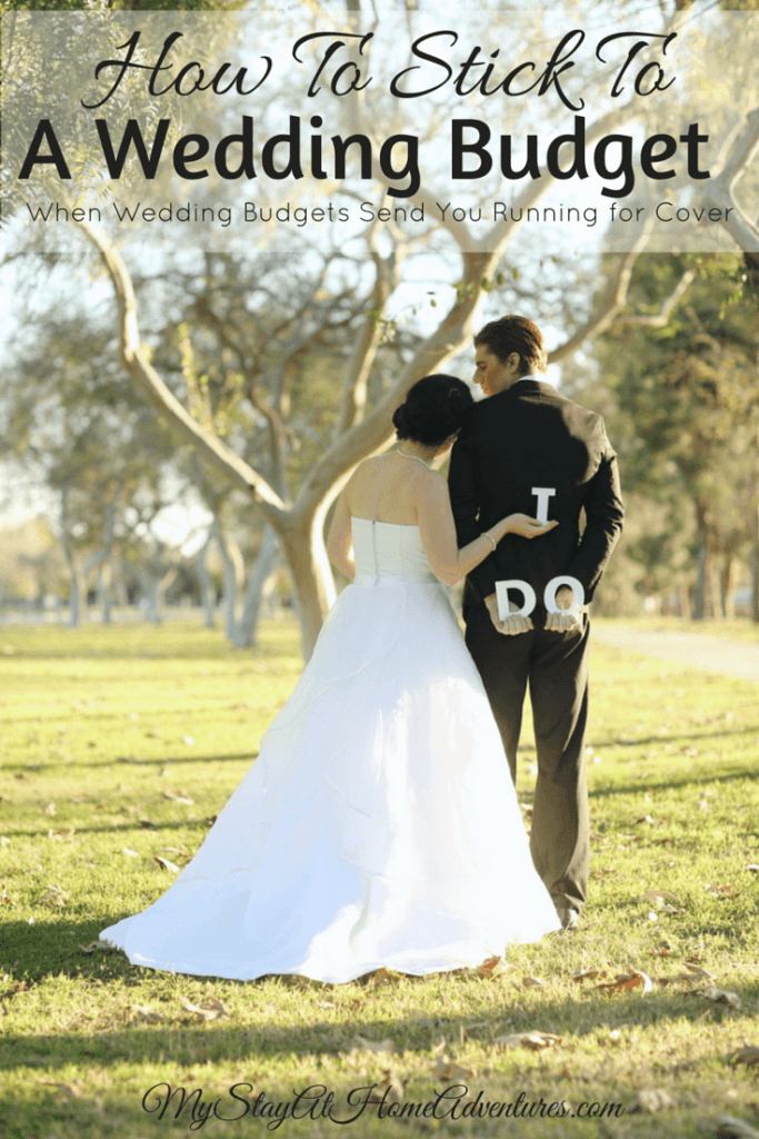 How To Stick To A Wedding Budget - How to stick to a wedding budget can be difficult but doable.These ways will help you through your wedding planning without breaking the bank.