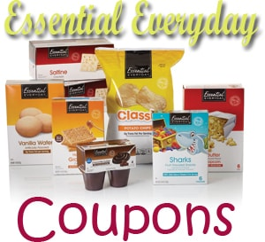 essential everyday coupons