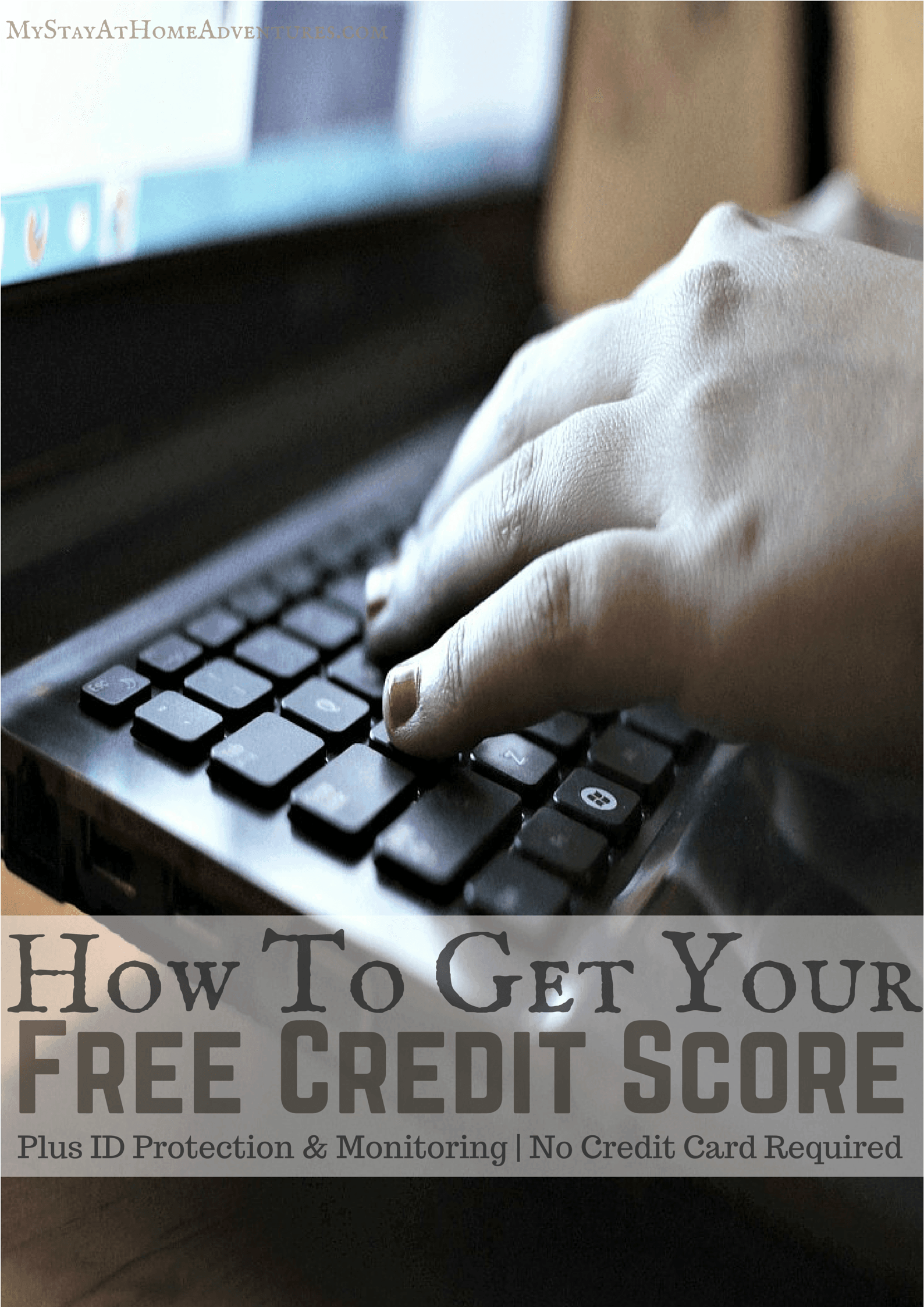 How to get my credit score for free
