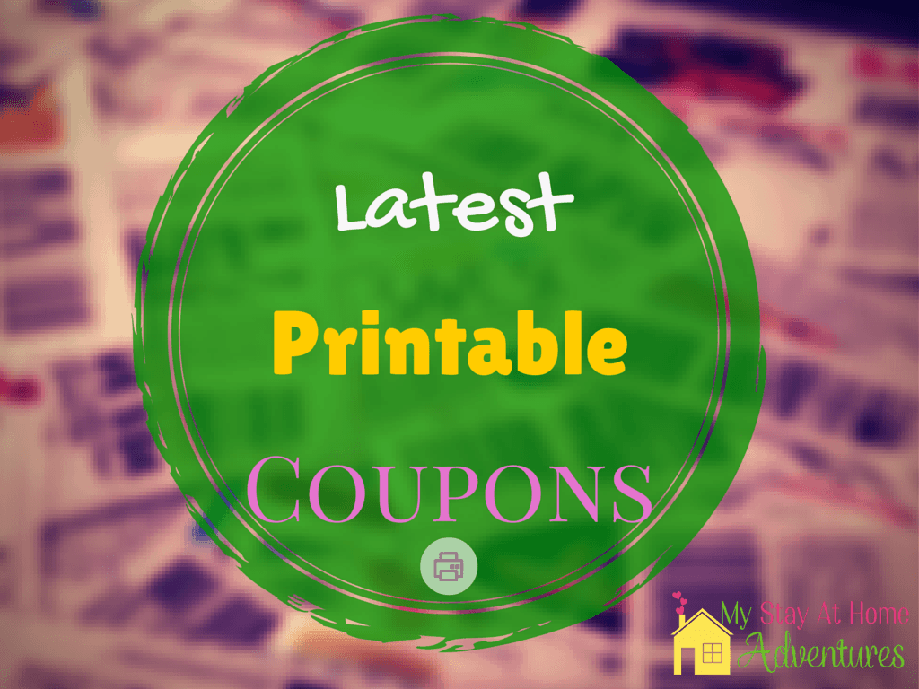Latest Online Coupons For 10/23/2014