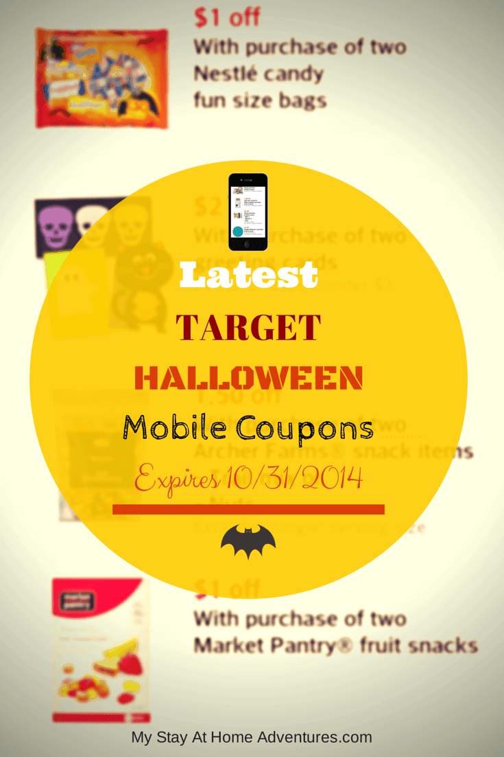 latest target halloween mobile coupons expires 10 31 2014