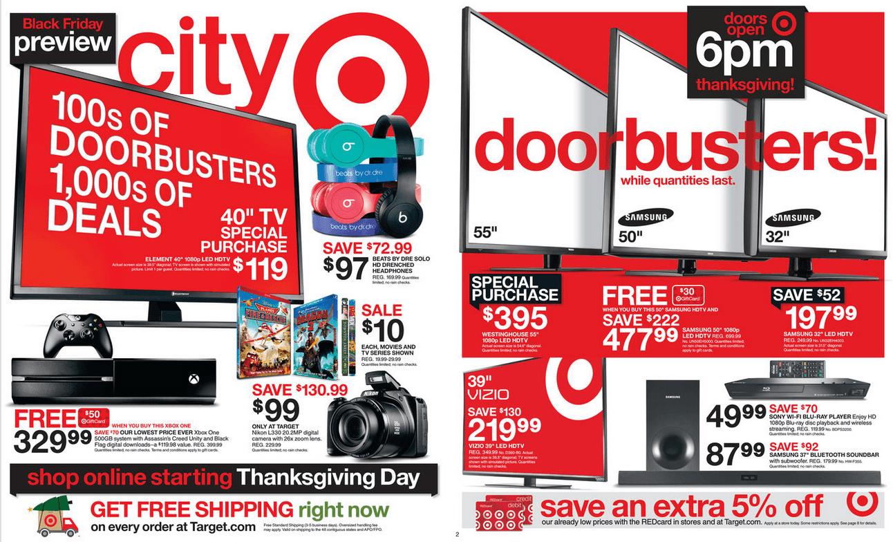Target dvd black friday deals