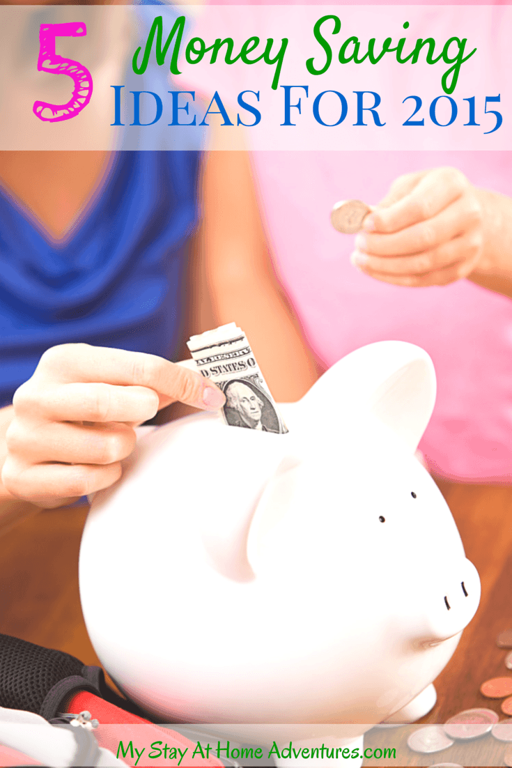 5 money saving ideas for 2015 for Saving for a new home
