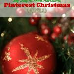 Pinterest Christmas Group Board