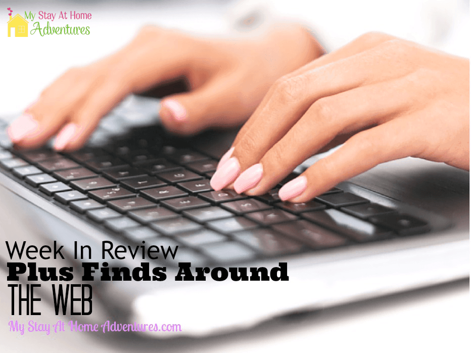 MSAHA Around The Web - Check out the latest Finds Around The Web and this week Family in Review. This week 5 hot frugal post around the web for your frugal needs.