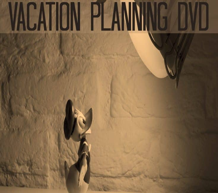 Free Disney Parks Vacation Planning DVD