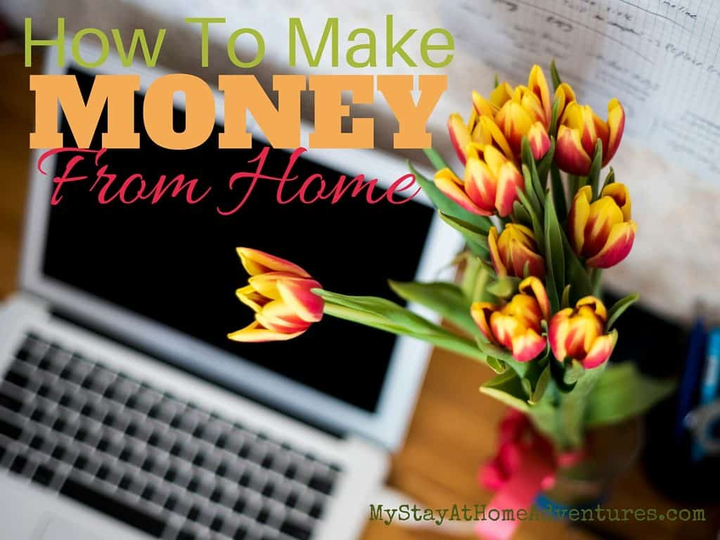 Learn how I learned to make money from home and what it took to make it.