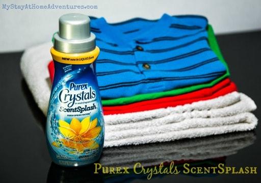 Purex Crystals ScentSplash Review & Giveaway