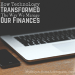 How Technology Transformed The Way We Manage Our Finances