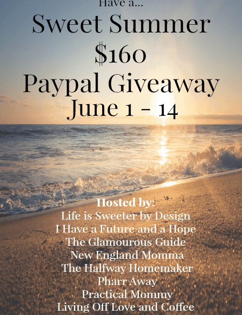 Sweet Summer Paypal Giveaway
