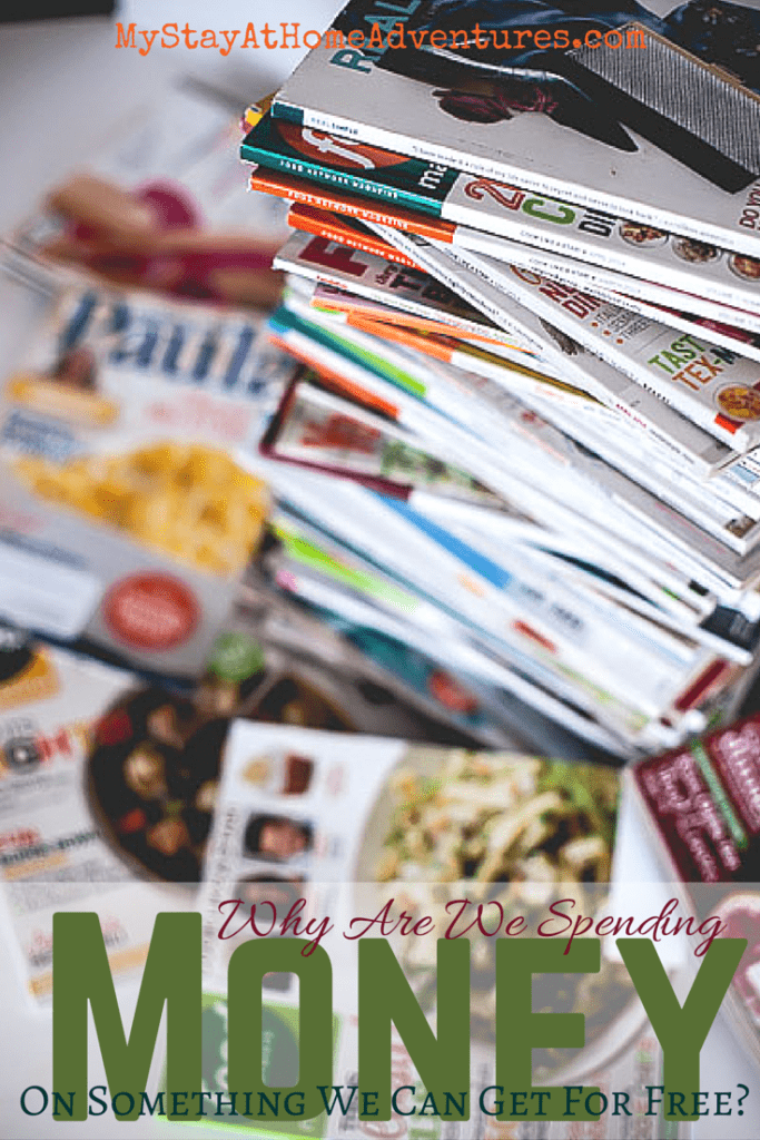 Why Are We Spending Money On Something We Can Get For Free? WHY? Free magazines subscriptions are available for everyone without paying a dime! Learn how here.
