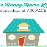Happy Home Life Link Party