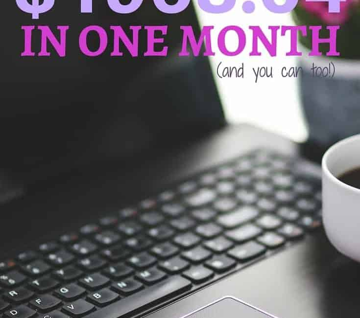 January Online Income Report & February Goals
