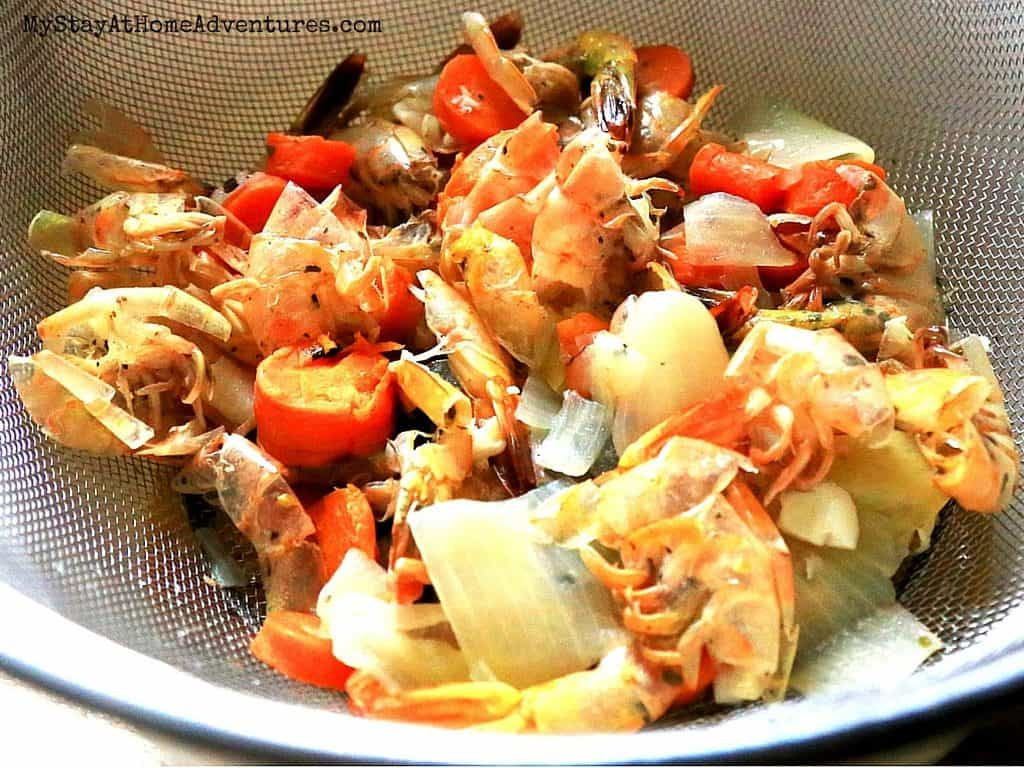 This Is Our Simple Shrimp Stock We Use In Our Home This Recipe Won'
