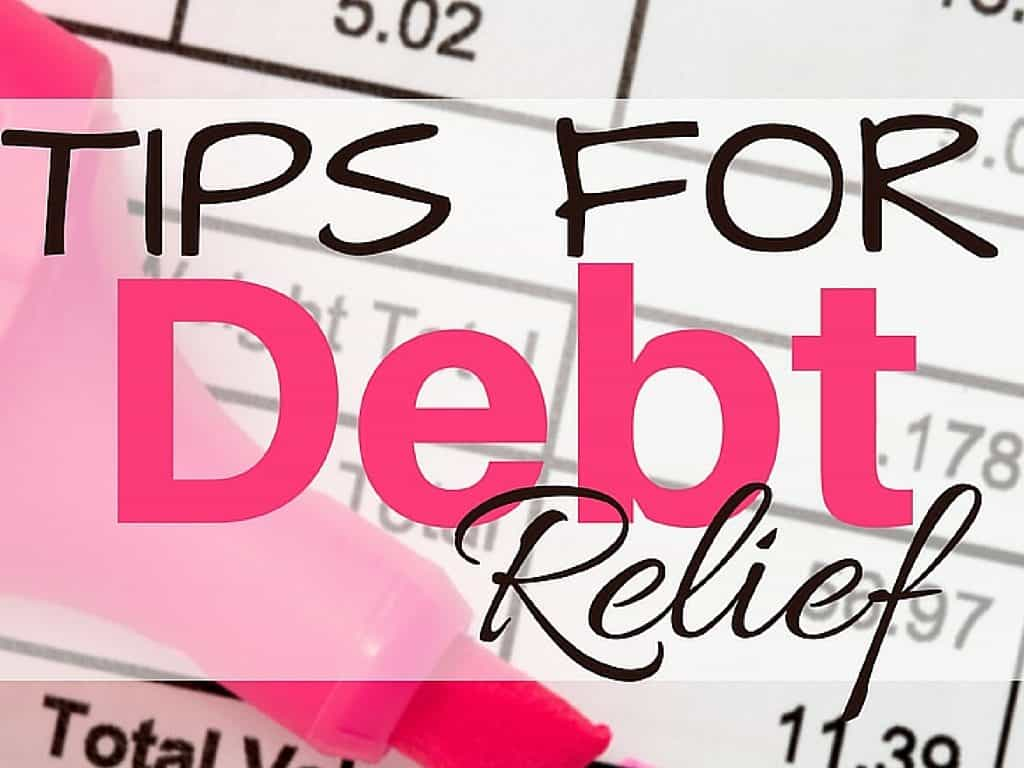 If you're like most people, you probably made some financial related resolutions for the new year.Here are some tips for debt relief that works!