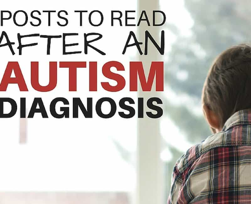 Posts to Read After an Autism Diagnosis
