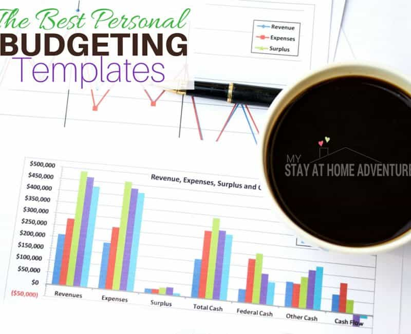 The Best Personal Budgeting Templates