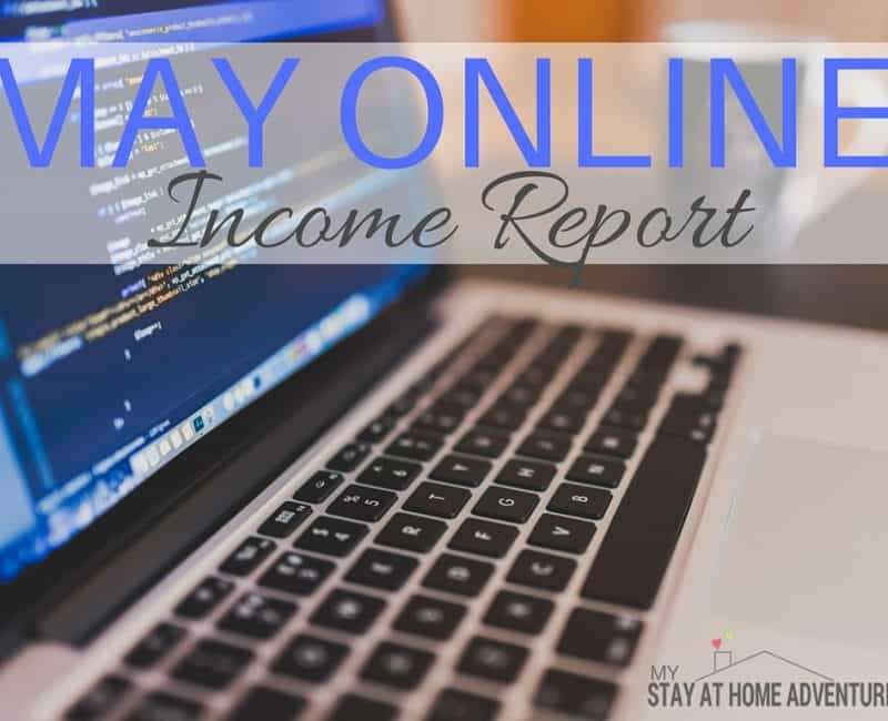 May Online Income Report