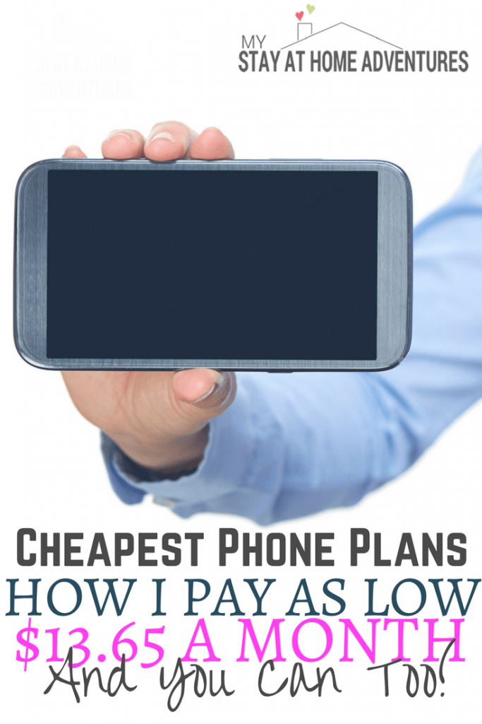 My goal is to find the best for less and I found the cheapest cell phone plan available and made the switch. I've paid as low as $13/month for a smartphone!