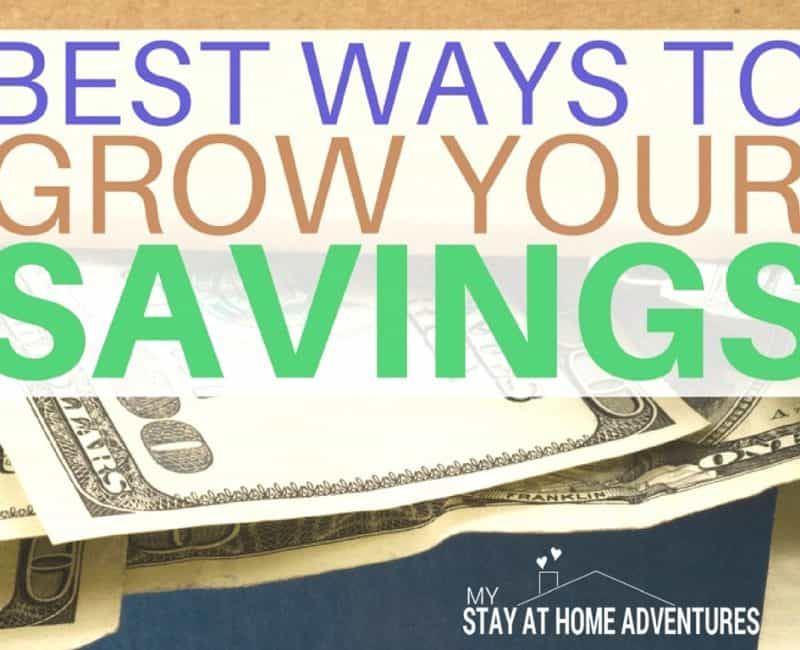 9 Best Ways to Grow Your Savings Today!