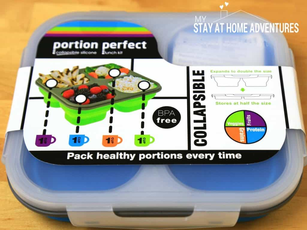 Portion Perfect Lunch On The Go