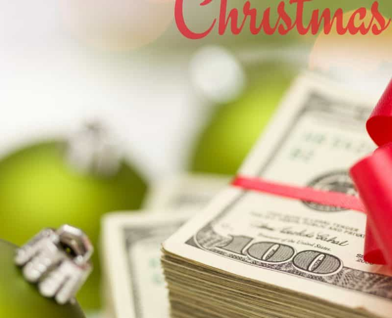 Debt Free Christmas eBook