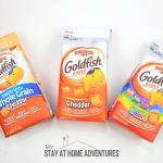 Having Fun with Goldfish Crackers Games