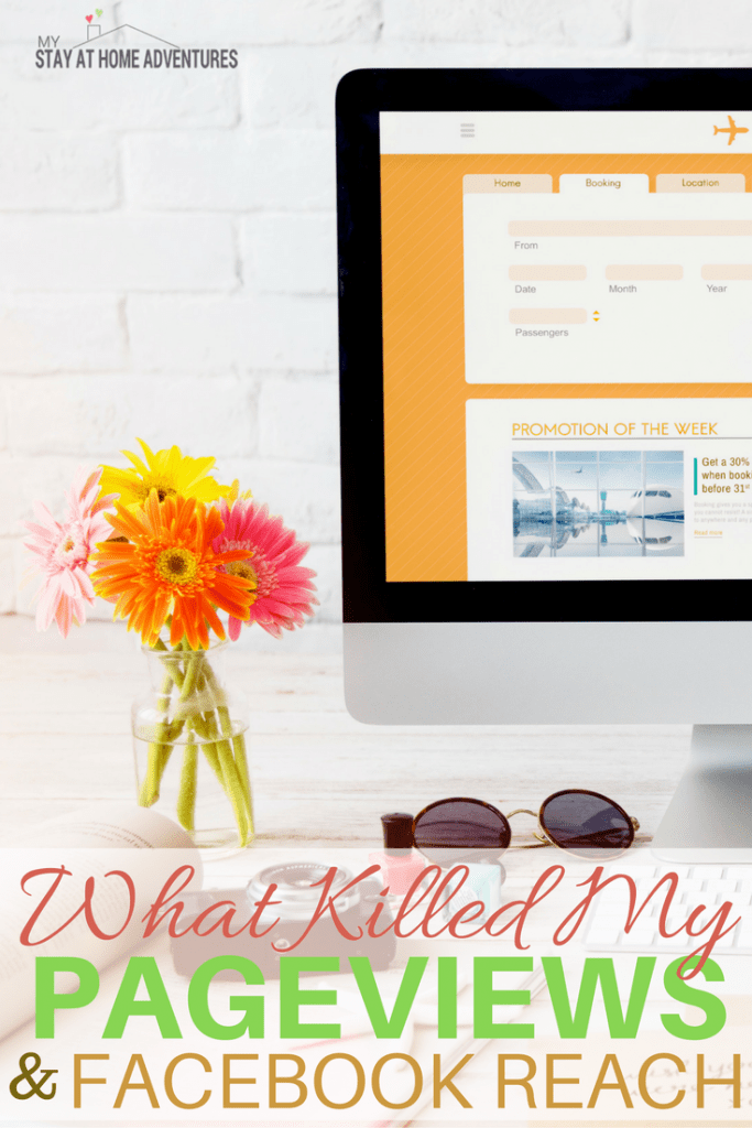 Learn what kill my pageviews and many other pages and what I learned from this experience. Will they ever go back up? One way to find out.