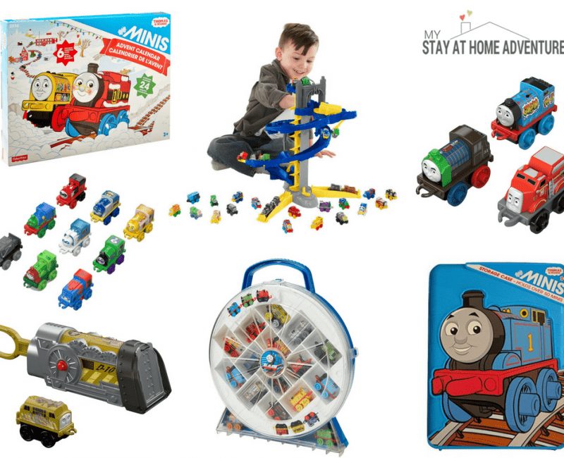 A Guide of Thomas and Friends Minis and More!