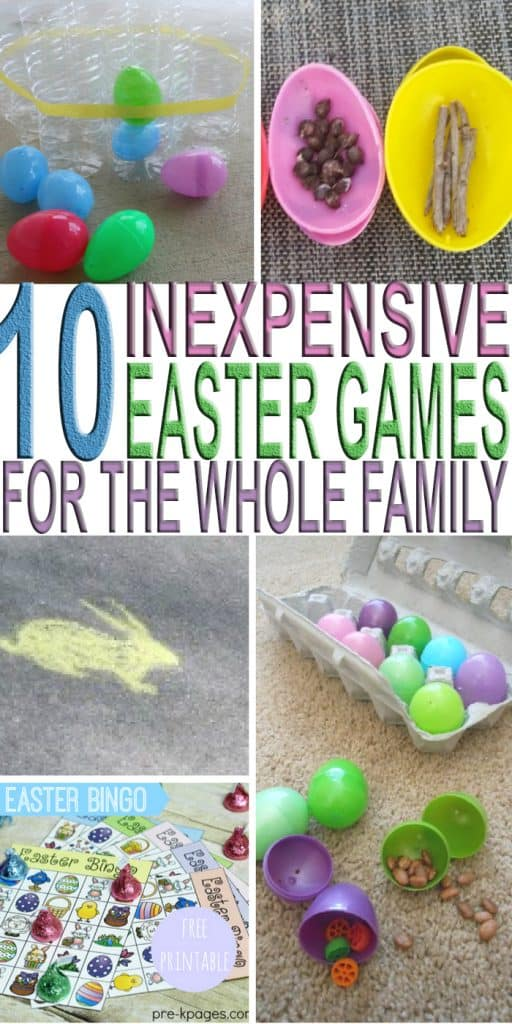 10 inexpensive easter games for the whole family my stay