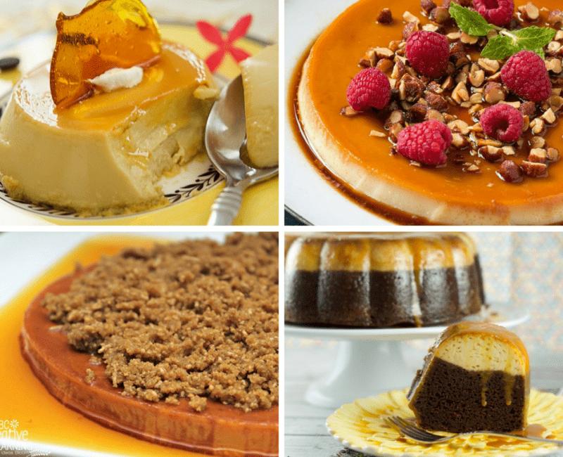 10 Delicious Flan Recipes + FUNTASTIC FRIDAY 115