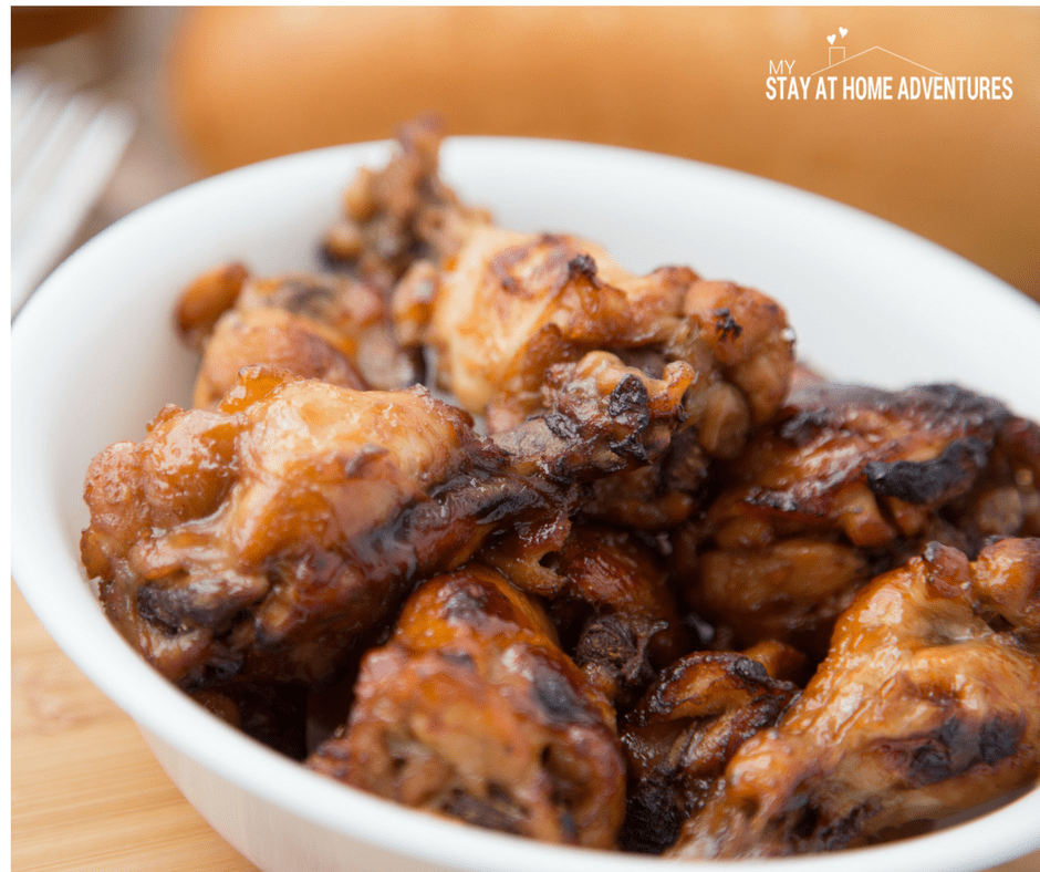 Sweet & Sour Instant Pot Chicken Wing Recipe