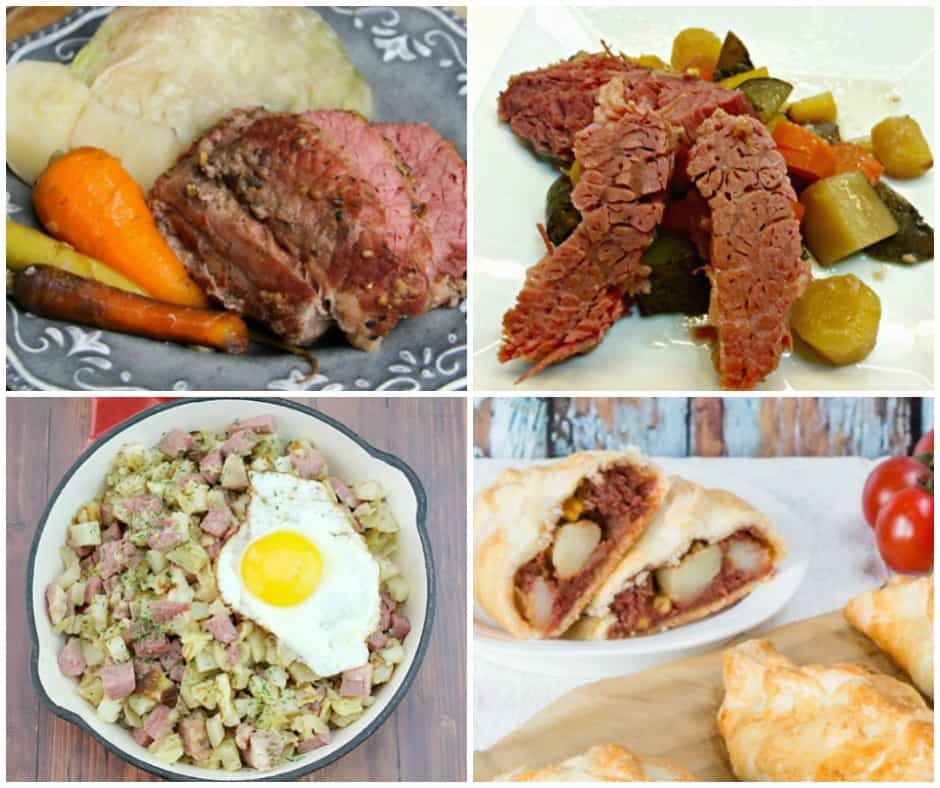 Ways to cook corned beef