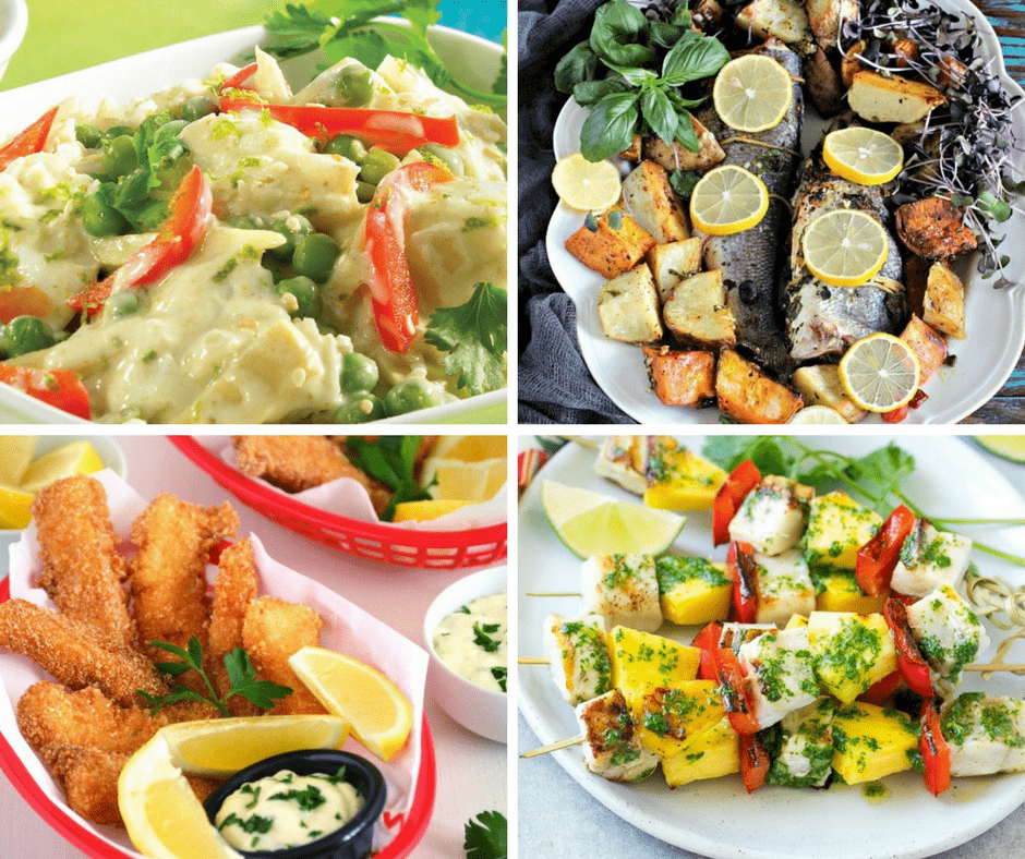 Let's talk fish recipes and why you need to try these fabulous recipes this week. From Paleo fish recipes to fish tacos you are going to find them all here!