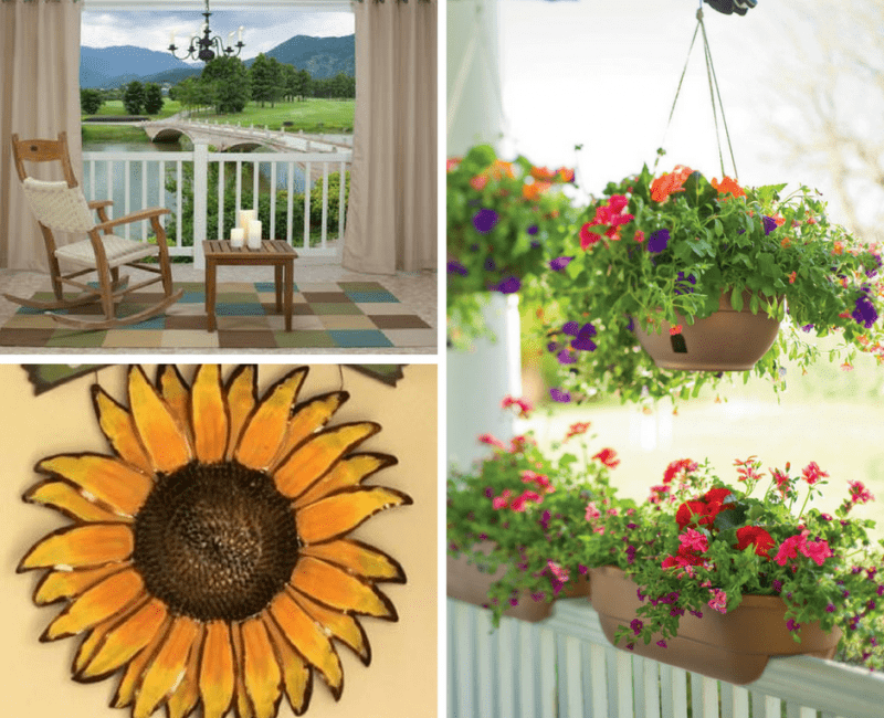 19 Stunning Front Porch Decor Ideas & Inspirations