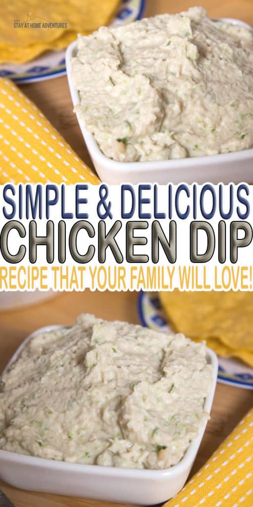 Need a quick recipe for your next gathering? Check out this simple chicken dip recipe that will leave your family and friends wanting more!