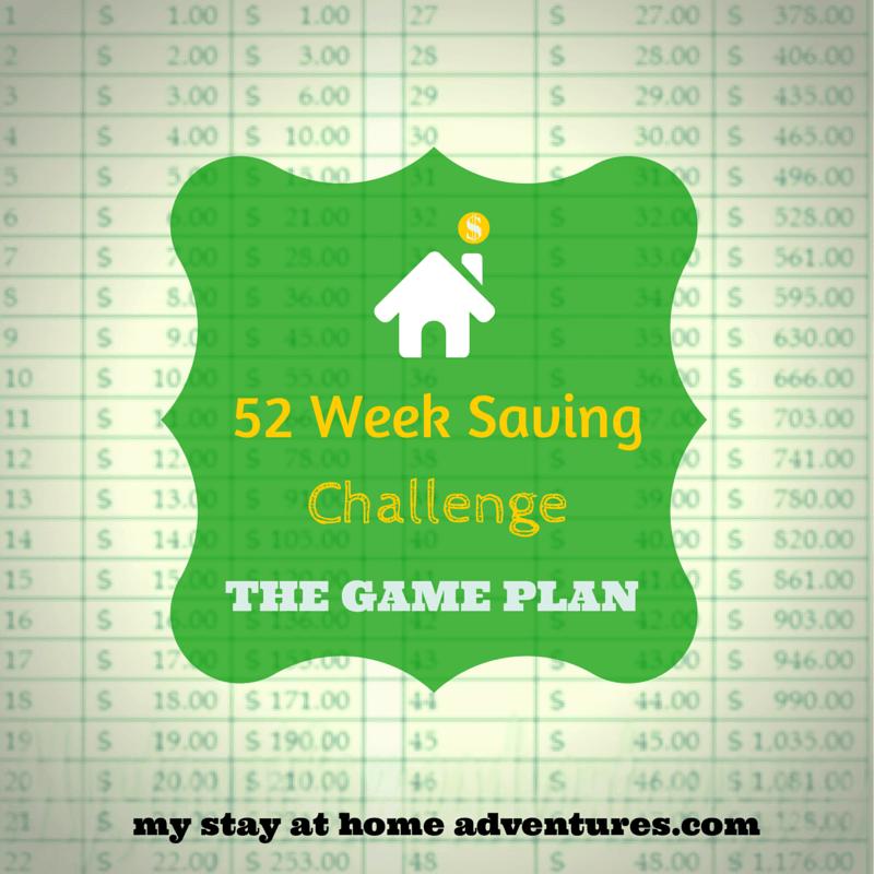 52 week game plan