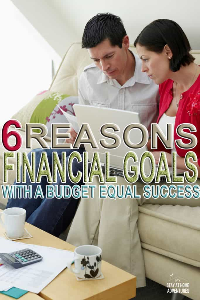 If your financial goals this year are to kill debt or save money you are going to fail. You need to create financial goals with a budget that works for you.