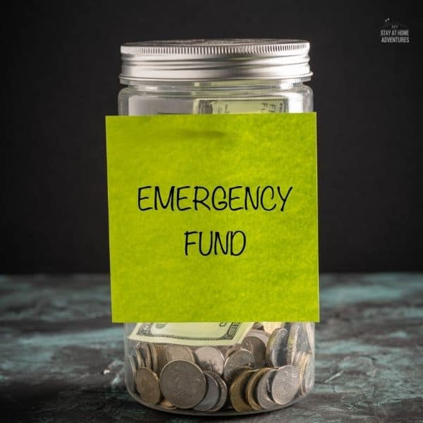 Emergency Fund (Why you should have one)