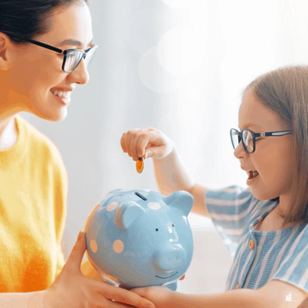 Teaching Our Kids to Budget: Free Kids Budget Printables