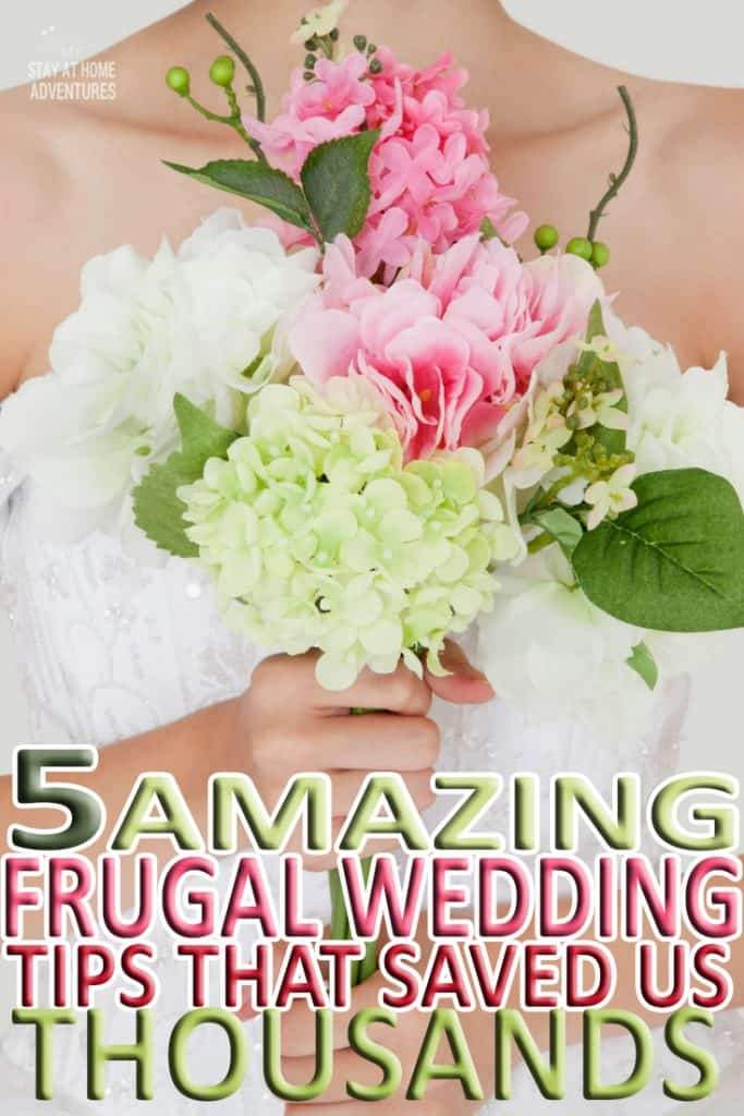 There is nothing more beautiful than a wedding, even better a debt-free wedding. Check out these frugal wedding tips to help you keep your wedding cost down