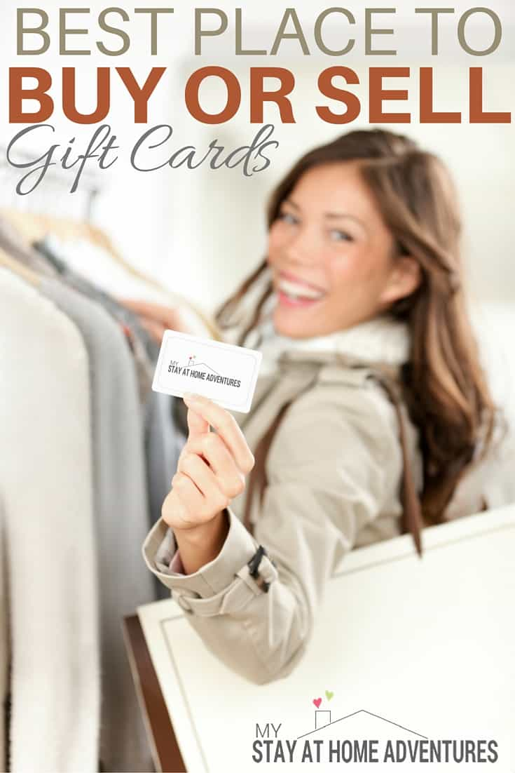 Dec 05,  · These sites offer to buy unwanted cards from gift card recipients in exchange for cash, and then turn around and offer them back to gift card shoppers at .