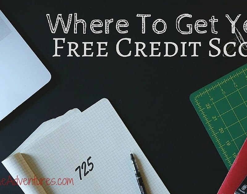 Where To Get Your Free Credit Score