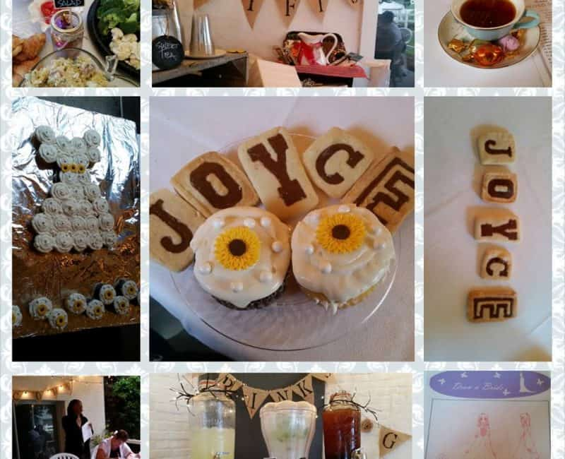 Wedding Planning: Update & Tea Party Bridal Shower