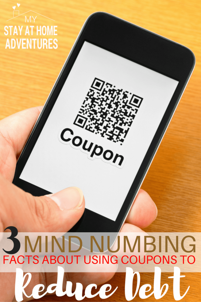 Ever questioned how coupons can help you reduce debt? Check out these tips and learn how to use coupons to reduce debt and how we did it.