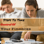 5 Steps To Take Control Of Your Finances