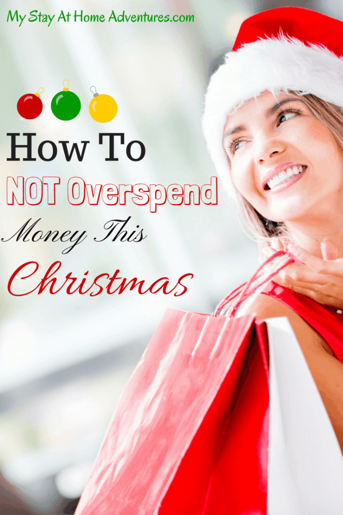 How To Not Overspend Money This Christmas - Spend your money without overspending this Christmas season.