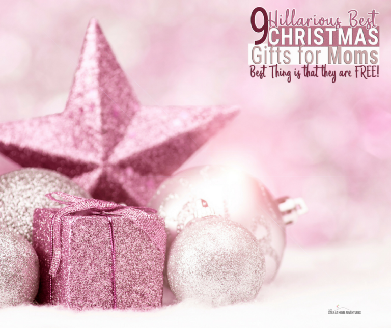 9 Best and Cheap Christmas Gifts For Moms That Are FREE!